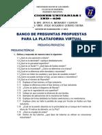 MÓDULO DE ACTVIDAD (TAREA) IND - 436