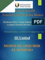 Teoria General de Los Bienes, parte IV