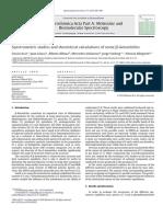 Spectrometric studies and theoretical calculations of some beta-ketonitriles - Allegretti - Spectrochim Acta A 2010.pdf
