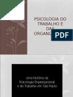 Psicologia do Trabalho e das organizações.ppt