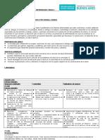 secuencia enfermedades infectocontagiosas 5º Y 6º