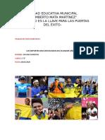 Deportes 2019