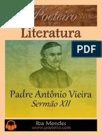 Sermao XII - Padre Antonio Vieira - Iba Mendes