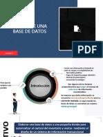 Diseño Base de Datos