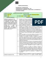 ADMINISTRACION DE REDES Y COMUNICACIONES