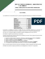 EJERCICIO PROFESIONAL AUDITORÍA FINANCIERA 9