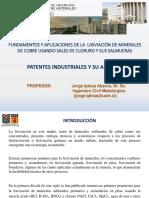 5 Patentes Industriales
