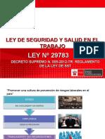 LEY Y REGLAMENTO SST