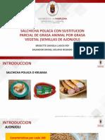EXPOSICION SALCHCICHA POLACA CON SUSTITUCION PARCIAL DE GRASA.pptx