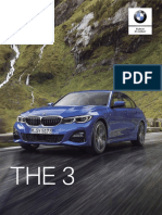Ficha Técnica BMW 320iA Sport Line 2020
