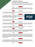 Cuestionario Producción I