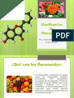 Clasificación de Flavonoides. (final).pptx