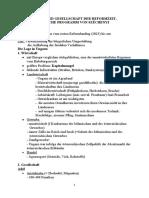 Die Reformzeit Széchenyi-Kossuth-Reformlandtage