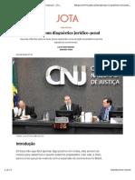 Coronavirus e direito penal - Eduardo Vianna