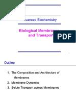 Biological Membrane 1