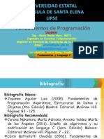 FUNDAMENTOS DE PROGRAMACION - Capítulo 2 - Datos, Expresiones yy Asignaciones.pptx