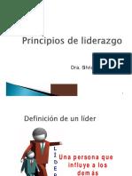 LIDERAZGO NOCIONES BASICAS