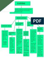 MAPA CONCEPTUAL ELASTICIDAD PDF