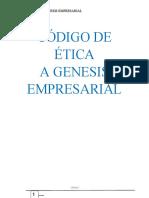 GENESIS EMPRESARIAL GRUPO NO. 2
