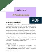 Introdução - psicologia social