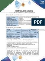 Guia de actividades y rúbrica de evaluación - Ciclo Pos Tarea - Momento Evaluación Final - Prueba Objetiva Abierta (POA)