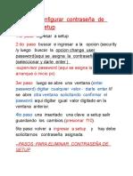 CORTE DE PILA eliminar contrseña  de setup.rtf