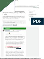 Windows 10  Wi-Fi no tiene una configuración IP valida - Microsoft Community.pdf