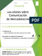 TEMA 8 Decisiones sobre comunicacion de mercadotecnia-1
