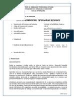 GFPI-F-019_Formato_Guia 1 Proyectar Balance