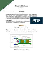 Apostila de Eletrônica - Circuitos eletrônicos.doc