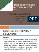 ARM Module_1