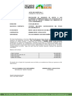 Acta de Corte No  1- xxx-2018