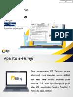 e-Filing Revisi 10.00 10 Feb 2020
