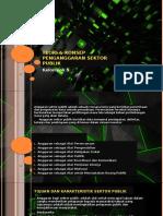 Teori & Konsep Penganggaran Sektor Publik.pptx