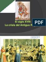 03 - Antiguo Régimen - Siglo XVIII