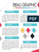 Memoria Descriptiva Bureau Graphic