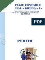 FICHAS DE AVANCE DE LA PRIMERA UNIDAD DE APRENDIZAJE PCJGA S2020 I