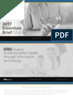 2017_Essentials Brief_Mobile_SNAPSHOT REPORT
