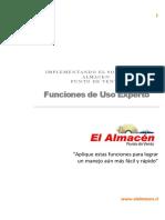 Funciones de Uso Experto - El Almacen.pdf