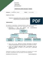 Guía practica-evaluativa N°1 de ARTES 5° BASICO