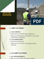 projet de barrage