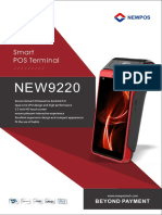 specifications for NEW9220