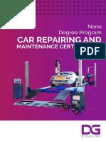 DIYguru Car Reparing and Maintenance Brochure