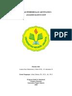 Pemeriksaan Akuntansi I, Analisis Kasus e-KTP
