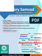 Regulatory Samvad Feb 2020