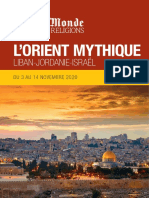 Voyage Le Monde des Religions - Orient Mythique