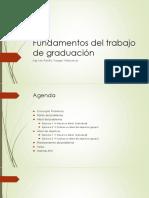 Clase No 03 - Fundamentos del trabajo de graduación.pdf