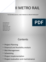Final Delhi Metro Rail