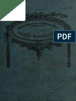Vargas Vila. María Magdalena