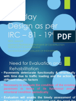 IRC Overlay Design - 21 March 2020